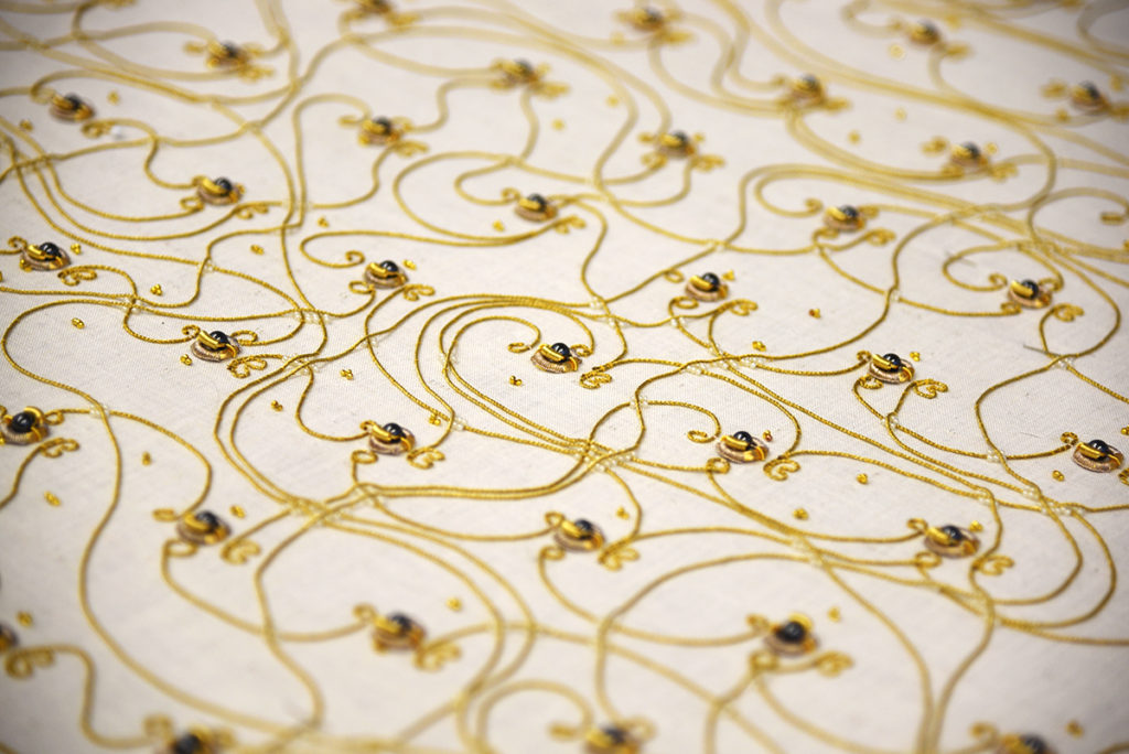 Gold Embroidery Computer